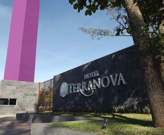 Fassade Terranova Hotel